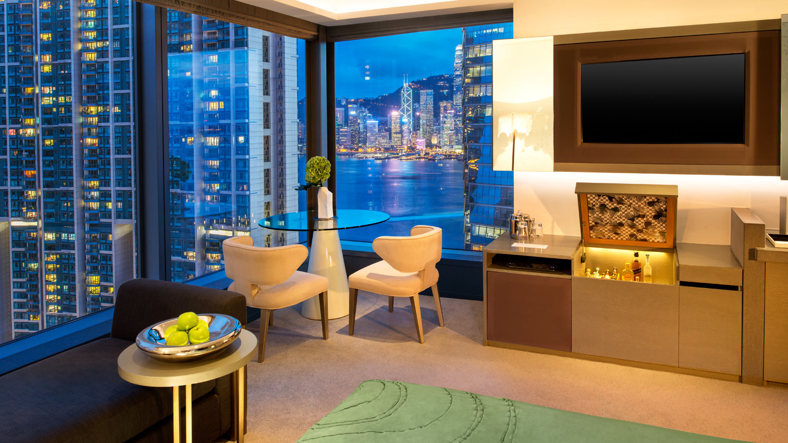 Cool Corner Room | W Hong Kong