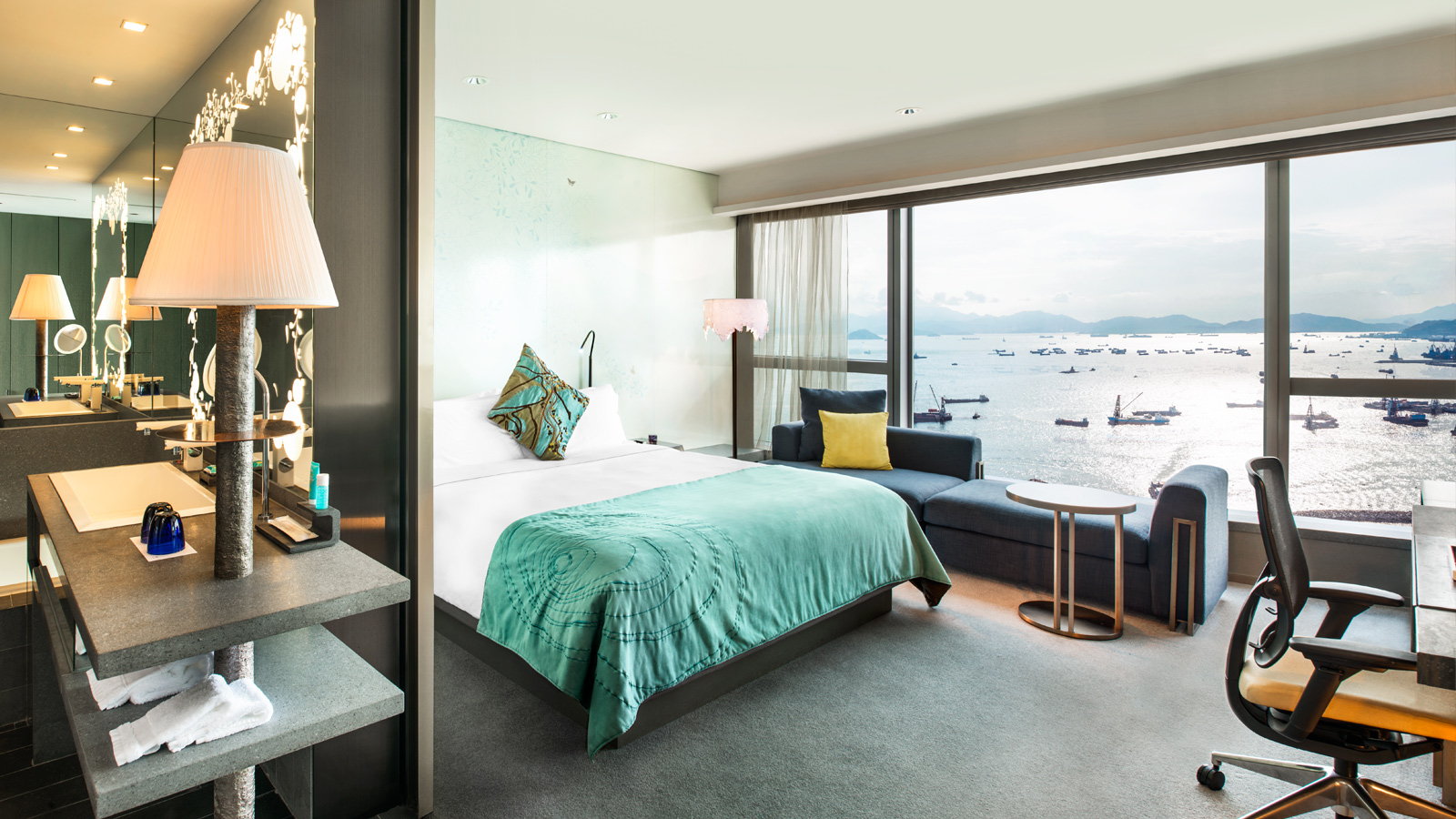 W hong kong accommodation wonderful room w hong kong for Hotel design ce